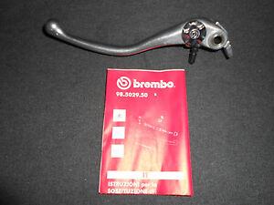BRAND NEW GENUINE DUCATI HYPERMOTARD 1100/1100S BRAKE LEVER 62640551A (CH)