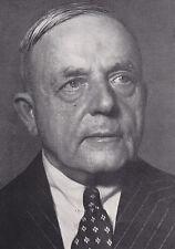 Otto Warburg - Nobelpreisträger - Porträt um 1950 oder früher