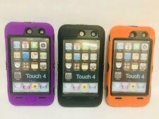 One IPOD TOUCH 4  Heavy Duty Cover Case -Tough Protective