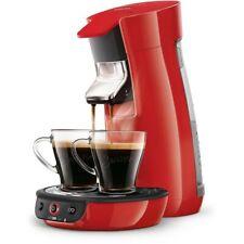 Philips Senseo HD7829 Viva Café Style Kaffeepadmaschine Kaffeemaschine Rot A