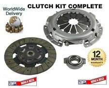 FOR PEUGEOT 106 1.0i 1.1i 1.4i 1996--> NEW 3 PIECE CLUTCH KIT OE QUALITY