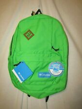 columbia laptop backpack nwt cyber green