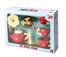 Le Toy Van Honeybake Tea Set (Wooden)