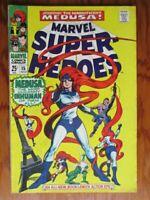 Marvel Super Heroes 15   Featuring Medusa
