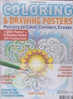 Coloring & Drawing Posters WP Posterzize Series No 6