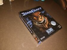 Starcraft Box Zerg Collector's Edition - Blizzard 1998 Videogame