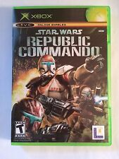 Star Wars Republic Commando - Xbox - Replacement Case - No Game