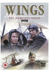 WINGS THE COMPLETE SERIES DVD BBC 70S FIRST WORLD WAR DRAMA OOP RARE 7 DISC SET