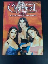 Charmed: The Complete Second Season (DVD,2005) 3 Disc Set