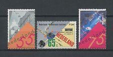 Nederland NVPH 1472-74 Gecombineerde Uitgifte 1991 Postfris
