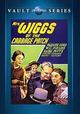 Mrs. Wiggs of the Cabbage Patch DVD 1934 W.C. Fields, ZaSu Pitts, Evelyn Venable