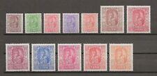 Nepal 1954 Sg 73/84 Mnh Cat £200