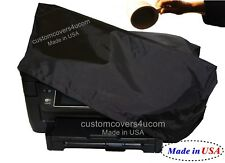 Epson Perfection V750 Scanner BLACK NYLON DUST COVER WATER REPELLENT !