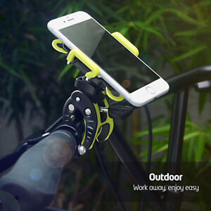 Universal 360°Rotation Mobile Phone Holder Mount for Motorcycle Bicycle Bike MTB