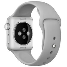 42/44mm GREY SPORT BAND FOR APPLE WATCH
