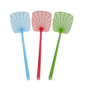 3 FLY INSECT SWATTER SWAT BUG MOSQUITO WASP ZAPPER KILLER
