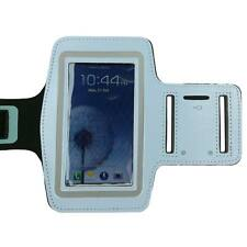 Light Blue Sports Running Gym Armband Arm Band Case for Samsung Galaxy S5 S4 S3
