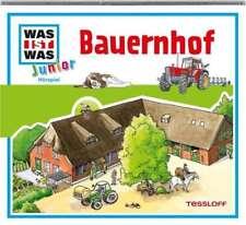 CD * WAS IST WAS JUNIOR - FOLGE 04 - BAUERNHOF # NEU OVP !