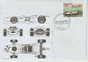 Honda RA271  Formula 1,FDC Monaco 2021