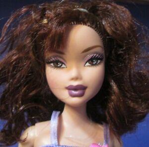 my scene dolls Madison Brunette Mattel