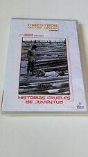"""DVD """"HISTORIAS CRUELES DE JUVENTUD"""" PRECINTADO SEALED NAGISA OSHIMA"""