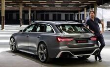 Jaditoys 1:43 Audi RS6 Avant - daytona grey matt
