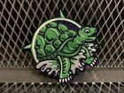 """TERRAPIN BEER Co Georgia BREWERY ~ Turtle Compass ~ Craft Beer Patch 3 1/2"""""""