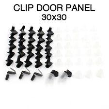 MAZDA 808 R100 RX2 RX3 RX4 TRUCK 1000 1200 1300 CLIP DOOR PANEL SET FOR 2 DOORS