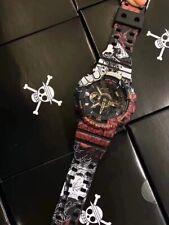 New G-Shock×One Piece Men's Watches Ga-110Jop-1A4Jr