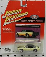 Z28 GM YELLOW RED LINES 1967 CAMARO CHEVY JL JOHNNY LIGHTNING
