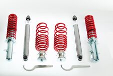 KIT SUSPENSION REGLABLE FILETÉ COMBINES AMORTISSEUR VW GOLF 4