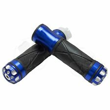 Blue Twist Throttle Grip Set 33cc 43cc 47 49cc 2 Stroke Scooter Pocket Bike Mini