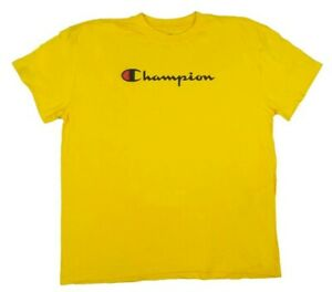 Champion Men's Big & Tall Graphic T-Shirt- Multiple Colors Available! Plain Tee