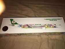 Hogan Wings 1:200 Eva Air A330-300 Hello Kitty Joyful Dream Aircraft Model