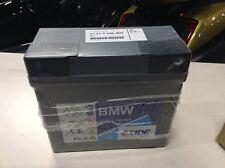 BMW OEM GEL MOTORCYCLE BATTERY fits R1100GS R1150GS R1200C K1600GT GTL
