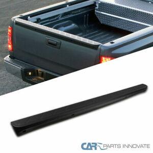 For 07-14 Chevy Silverado GMC Sierra 1500 Black Spoiler Tailgate Protector Cap