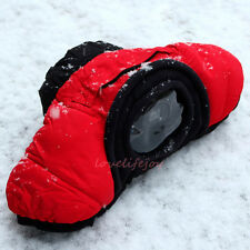 Winter Warm Waterproof Cold Proof DSLR SLR Camera Bag Padded Case Pouch Cover N