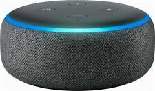 Amazon Echo Dot 3rd Generation w/ Alexa Voice Media Device - Charcoal*BRAND NEW*