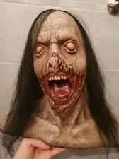 "Life Size bust Busto a grandezza 1:1 Zombie""The Walking Dead"" Movie ART FX 36cm"