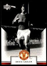 Upper Deck Manchester United 2002-2003 - David Sadler  No.31