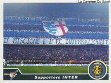 146 SUPPORTERS ITALIA INTER STICKER CALCIATORI 2005 PANINI