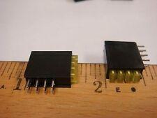 50 Pcs Lumex SSL-LXHL3054OD Orange Diffused Lens 3mm LED Radial Lead US Seller