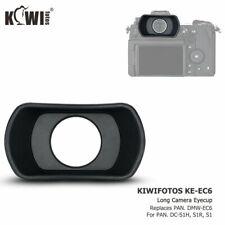 JJC KE-EC6 Long Eyecup rep. Panasonic DMW-EC6 for Panasonic DC-S1H S1R S1