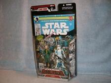 Governor Tarkin Stormtrooper Star Wars 30th Comics Packs 03 Book #2 Hasbro 2006