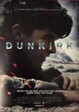 "DUNKIRK - 13""x19"" Original Promo Movie Poster MINT Cinemark XD Christopher Nolan"