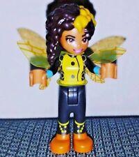New Unused LEGO DC Super Hero Girls 41234 BUMBLEBEE Figure Minifigure Minifig