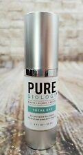 Pure Biology Total Eye Anti Aging Cream 1 oz 99% Full