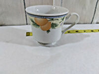Vintage Tea Cup  Made in China ~ Peaches ~ Replacement