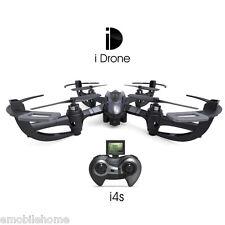 i Drone i4s 2MP Camera 4 CH 6 Axis Gyro Quadcopter 3D Rollover RTF Version