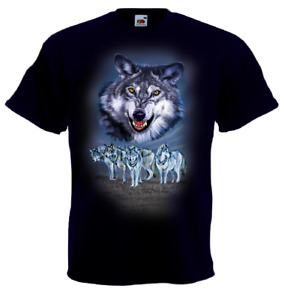 Wolf T-Shirt Wolves wolf pack T Shirt